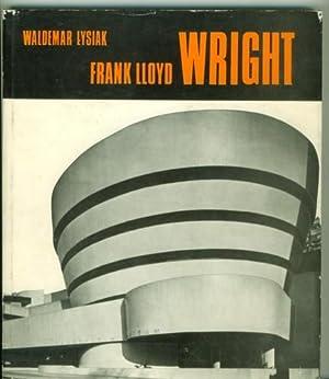 Frank Lloyd Wright.: Lysiak, Waldemar.
