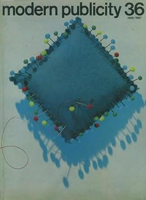 modern publicity 1966/67. Text in Englisch/Französisch/Deutsch.: Moody, Ella/David Cos.