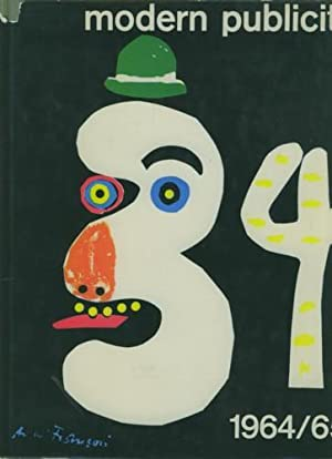 modern publicity 1964/5. Text in Englisch/Französisch/Deutsch.: Moody, Ella.
