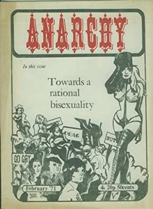 Towards A Rational Bisexuality.: ANARCHY.