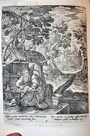 Illustrium anachoretarum elogia, siue Religiosi viri musaeum.: Cavacio (Jacob).