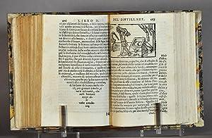 Pirotechnia del Signor Vannuccio Biringuccio, senese, Nella quale fi tratta non folo della ...