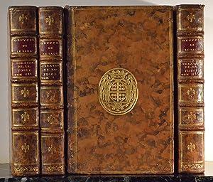 Oeuvres de Le Sage, composée de Le Théâtre de la foire ou L'Opéra ...