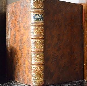 L'Ami des Hommes, ou Traité de la: MIRABEAU (Victor de