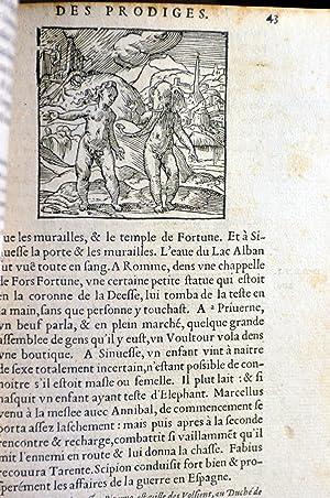 Des Prodiges. Plus Trois Livres de Polydore Vergile sur la mesme matière. Traduis de latin en ...