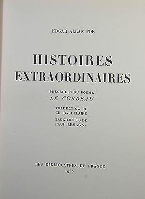 Le Corbeau - Traduction de C. Baudelaire (French Edition)