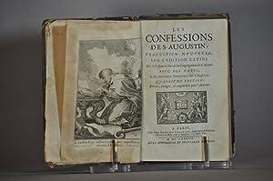 Les Confessions de S. Augustin, traduction nouvelle sur l'édition latine (.): Saint ...