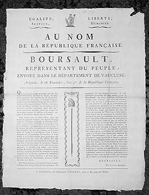 Affiche Révolutionnaire: n.d.)