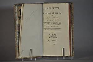 Supplément à l'espion anglois, ou Lettres intéressantes sur la retraite ...