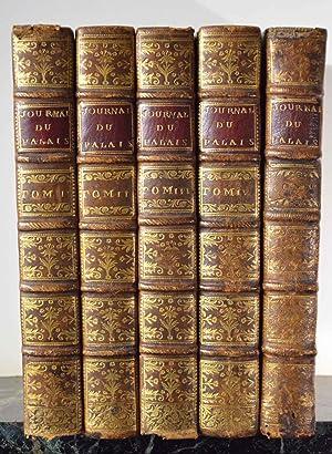Journal du Palais, ou Recueil de plusieurs arrêts remarquables du Parlement de Toulouse