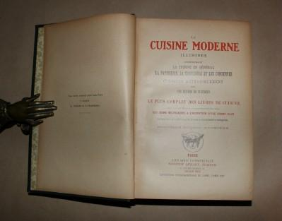 La Cuisine Moderne, Illustree Comprenant La ...