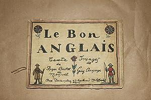 Le Bon Anglais.: Boutet de Monvel,