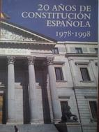 Exposición 20 años de Constitución Española 1978-1998