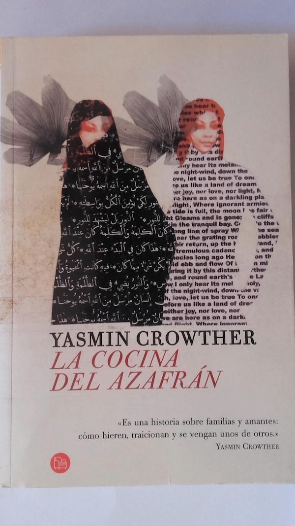 La cocina del azafrán - Yasmin Crowther