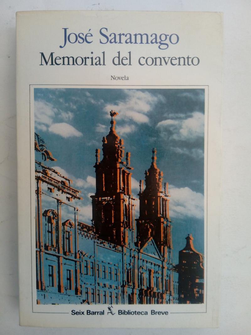memorial del convento saramago