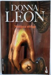 Nobleza obliga - Donna Leon