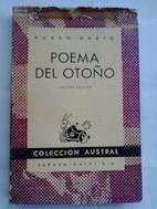 Poema del otoño: Rubén Darío