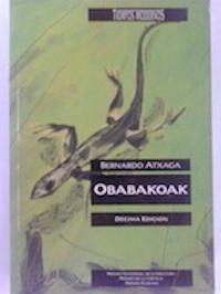 Obabakoak (en español): Bernardo Atxaga