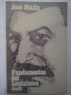 Fundamentos del leninismo: José Stalin