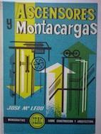 Ascensores y montacargas: José Mª Ledo