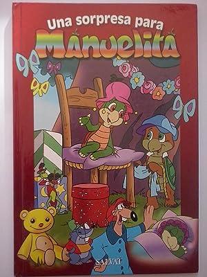Una sorpresa para Manuelita