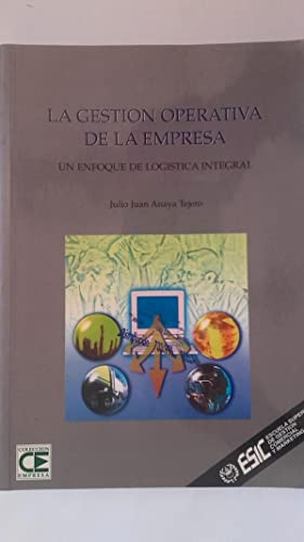 La gestión operativa de la empresa. Un: Julio Juan Anaya