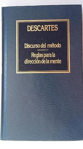 Discurso del método / Reglas para la: René Descartes