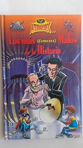Los más (famosos) malos de la historia: Coco Valero. Ilustraciones