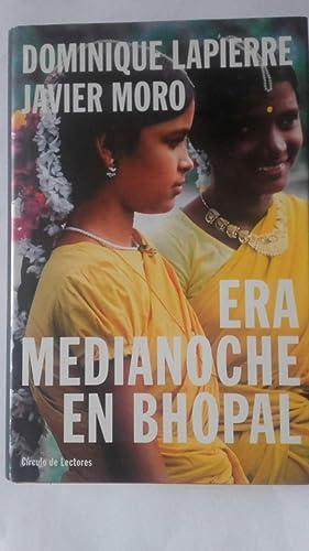 Era medianoche en Bhopal: Dominique Lapierre, Javier