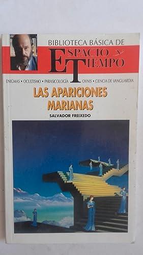 Las apariciones marianas: Salvador Freixedo