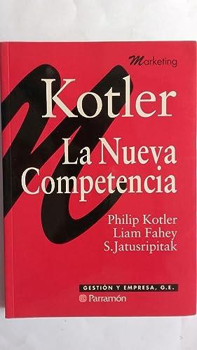 La nueva competencia: Philip Kotler, Liam