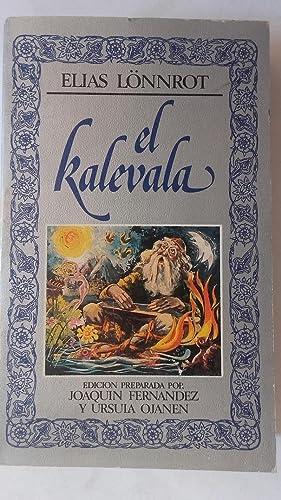 El kalevala: Elias Lönnrot. Edición