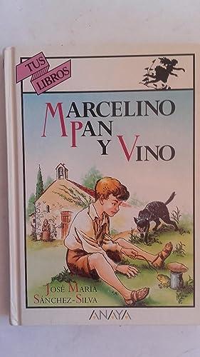 Marcelino Pan y Vino: José María Sánchez-Silva