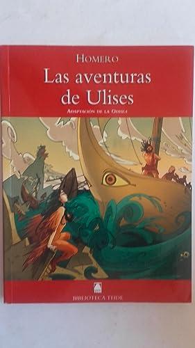 Las aventuras de Ulises (Adaptación de La: Homero
