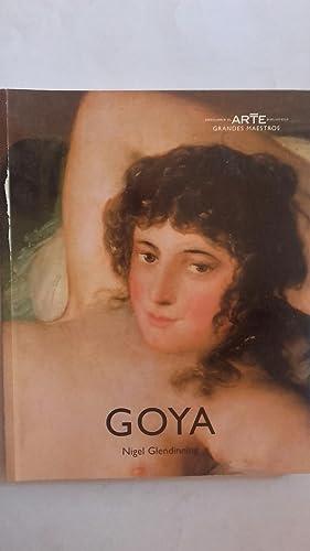 Goya: Nigel Glendinning