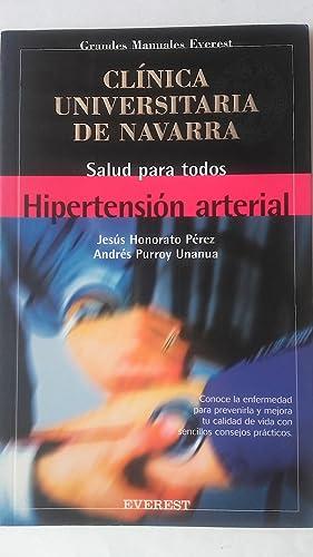 Salud para todos. Hipertensión arterial: Jesús Honorato Pérez