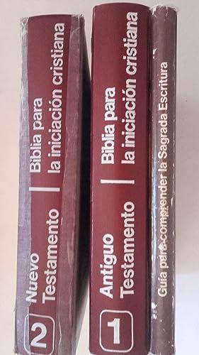 Biblia para la iniciación cristiana. 1. Antiguo
