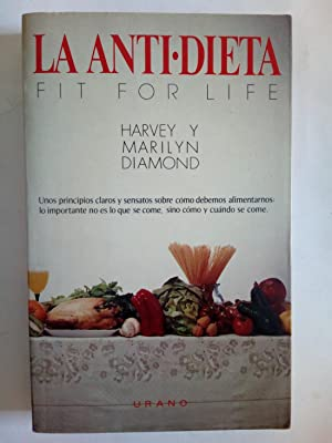 La antidieta: Harvey y Marilyn