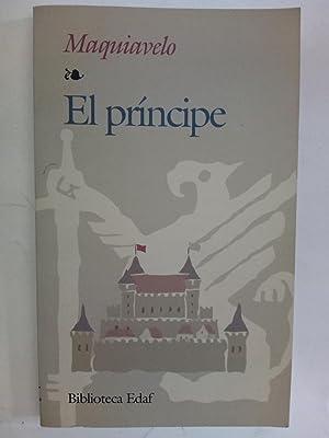 El príncipe: Maquiavelo