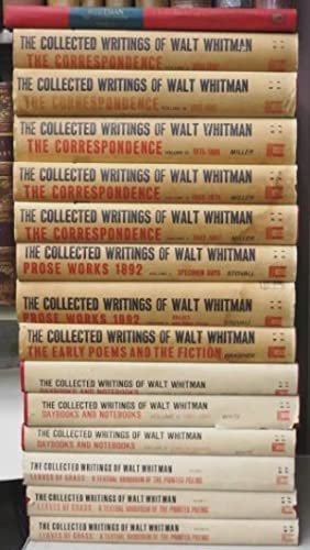 The Collected Writings of Walt Whitman.