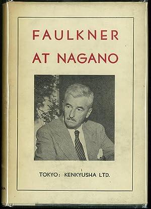 Faulkner at Nagano.: Faulkner,William] Jelliffe,Robert A.