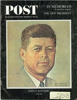 The Saturday Evening Post December 14, 1963