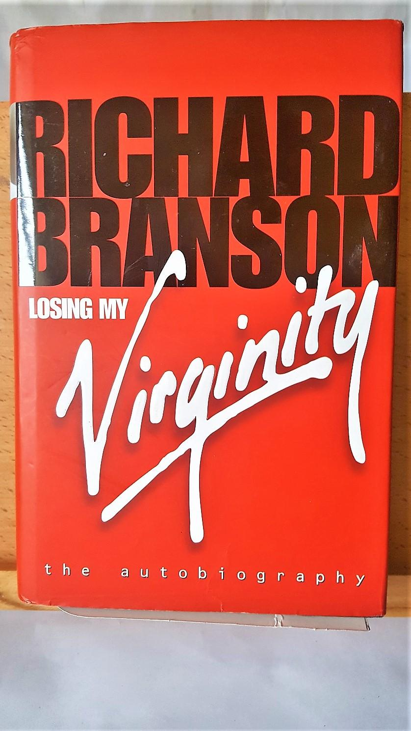losing my virginity branson library record