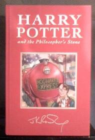 Harry Potter & the Philosopher's Stone Deluxe: J.K.Rowling