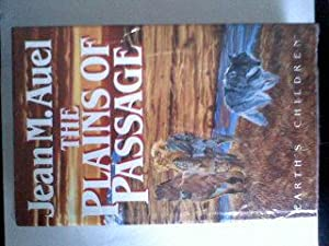 The Plains of Passage, *** SIGNED BY: Jean M. Auel