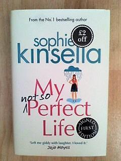 My Not So Perfect Life (Hardback), ***SIGNED: Kinsella, Sophie
