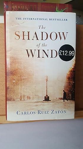 The Shadow of the Wind, ***SIGNED BY: Ruiz Zafon, Carlos