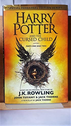 HARRY POTTER & THE CURSED CHILD: Rowling, J.K.