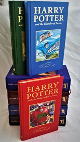 Harry Potter and the Philosopher's Stone (All: Rowling, J. K.