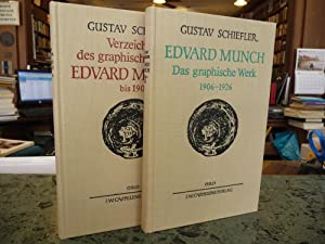 Verzeichnis Des Graphischen Werks Edvard Munchs Bis 1906 [mit] Edvard Munch: Das Graphische werk, ...